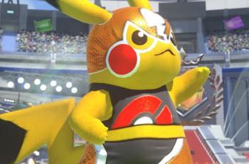 Pikacu pokken tournament Pokemon Go