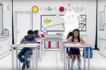 campaña target niños