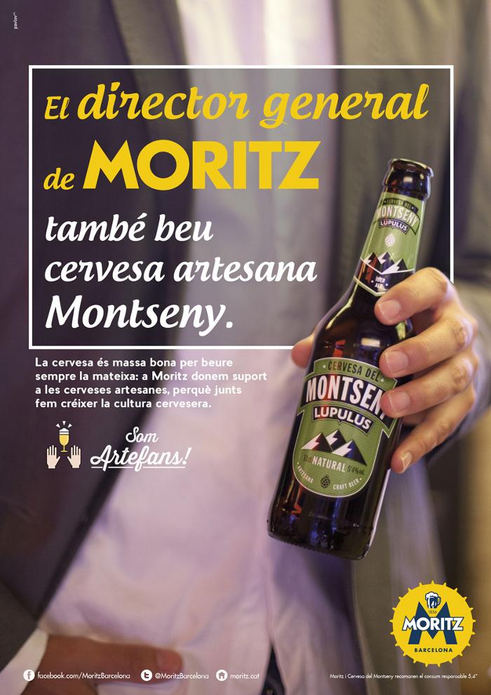 cerveza moritz campaña grafica 3