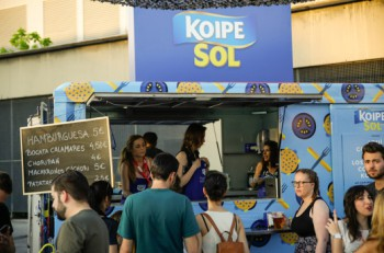 koipe sol aceite food truck 1