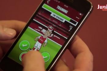Arsenal_JP App-YouTube