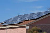La energía renovable es cada vez más común entre las empresas