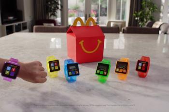 McDonald's Pulseras de ejericio