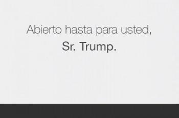 Memoria y Tolerancia_Trump-Twitter