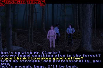 Stranger Things_Infamous Quests