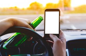 adolescentes peligros conducción
