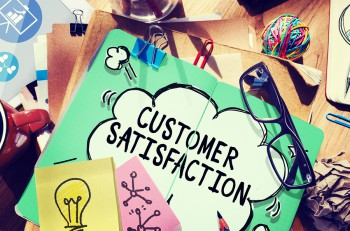 Customer Satisfaction Service Support Assistance Concept