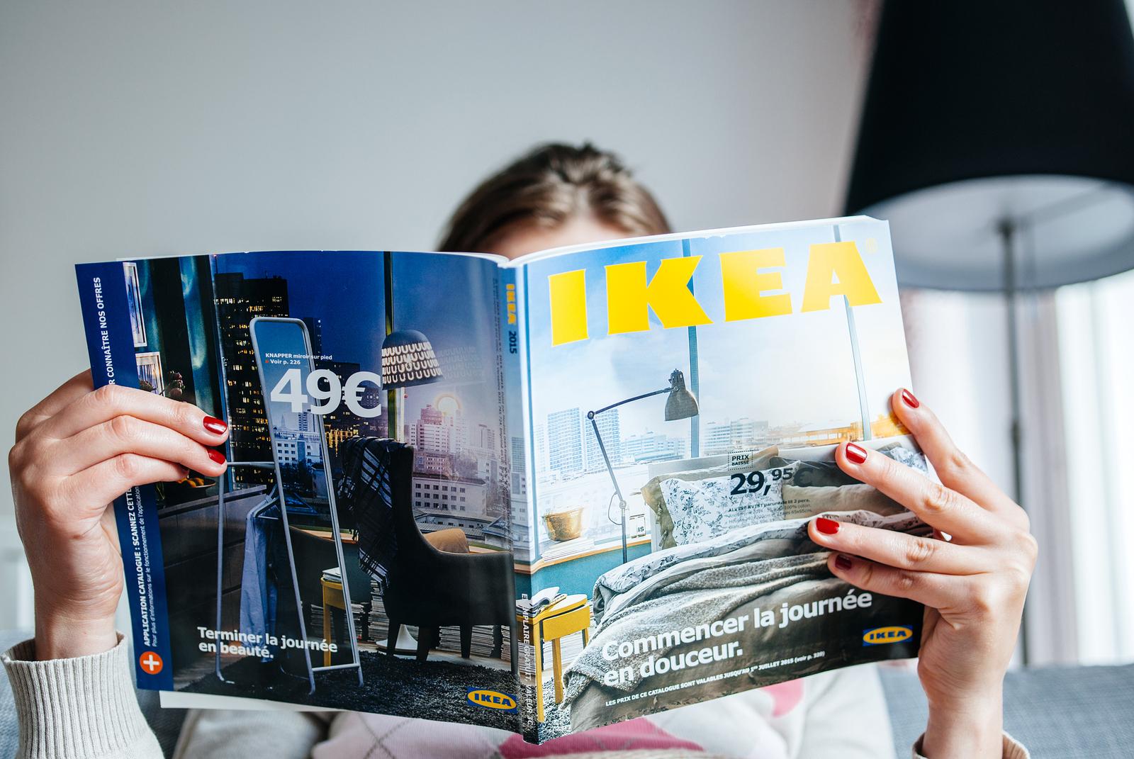 El cat logo de ikea el producto estrella en espa a de - Ikea espana catalogo ...