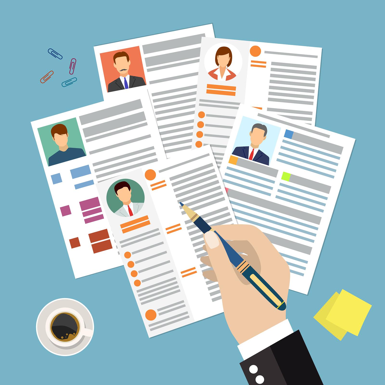 Buscas empleo? Verifica que tu CV no tenga estas palabras