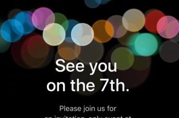 iphone7 presentación