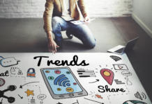 Tendencias Trend Trending Trendy Fashion Style Design Concept - Tendencia
