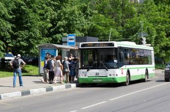 transporte público autobús
