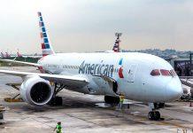 American Airlines - OneWorld - Latam