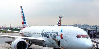 American Airlines - OneWorld - Latam