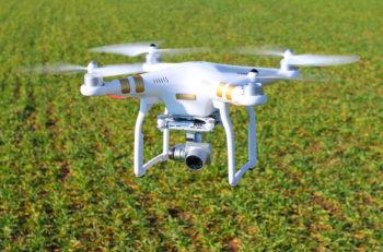 PILSEN CZECH REPUBLIC - FEBRUARY 18, 2016: Drone quadrocopter Dj