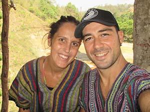 Fotografía cortesía de Iván y Erika (de Viviendo por el mundo)
