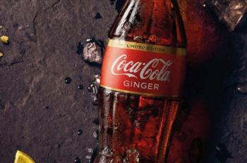 ginger-coca-cola