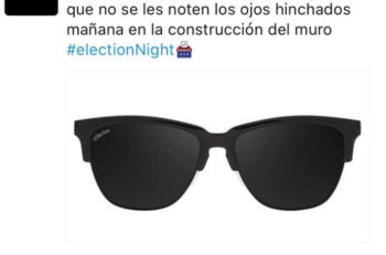 Fotografía extraída del perfil en Twitter de Hawkers México