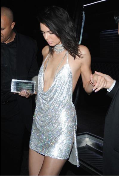 La Marca Detrás Del Vestido Con El Que Kendall Jenner Arrasa