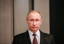 líderes, Putin