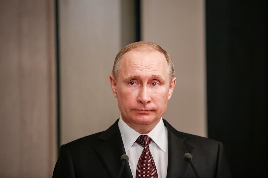Putin 'trolea' a su ministro de agricultura
