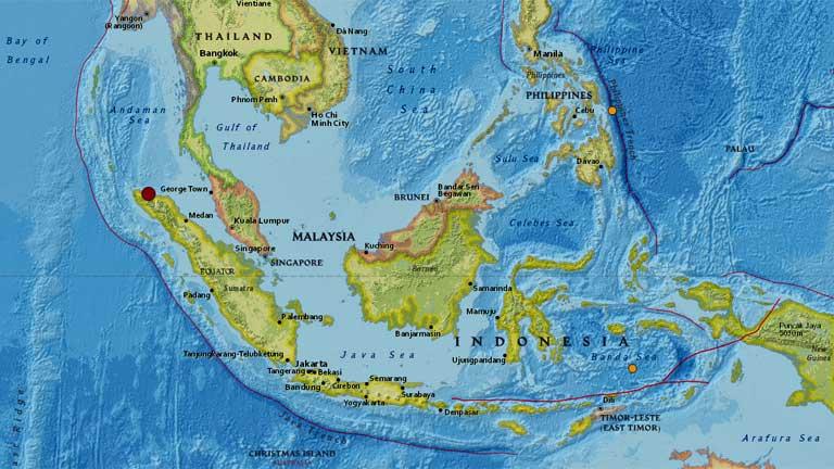 Indonesia maldito