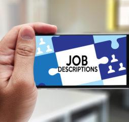 Job Descriptions  Human Resources, Employment, Team Management J