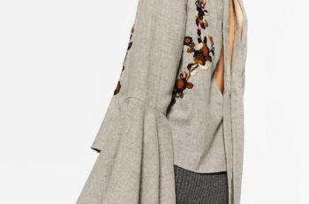 Fotografía extraída de la web de Zara