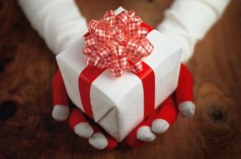 estafa facebook navidad intercambio regalos