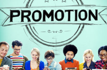 Promotion Marketing Branding Commercial Advertising Concept