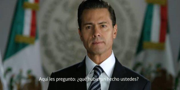 8 Frases Que Han Impactado La Marca Persona De Peña Nieto