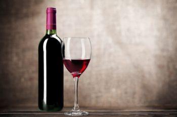 Wine Bottle Wine Bottle Wineglass Glass Red Wine Winetasting