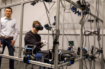 Mark Zuckerberg Realidad Virtual