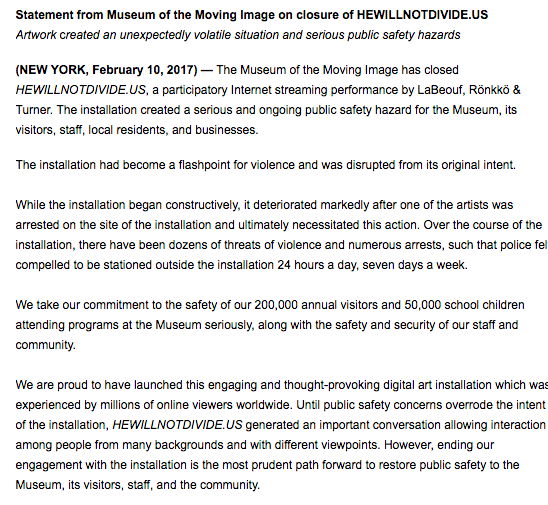 Imagen: Museum of the Moving Image