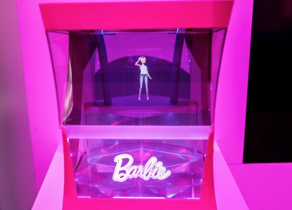 barbie-holo