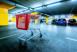 En Estados Unidos cada vez menos personas van a los centros comerciales.