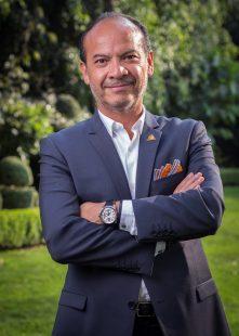 José Antonio García León, director general de Up Sí Vale