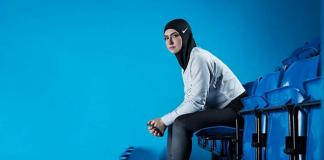 Nike Pro Hijab