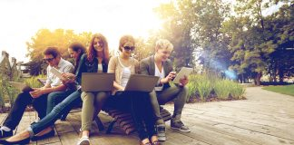 redes sociales-communication-teenage