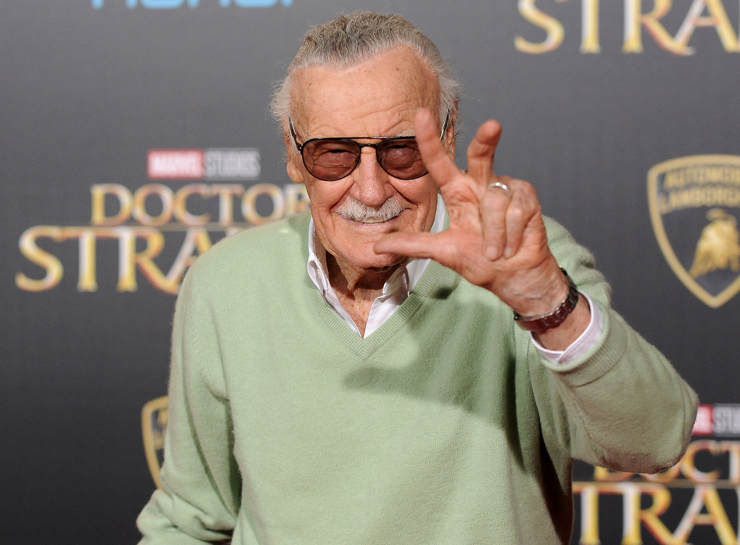 Interpretará Leonardo Di Caprio a Stan Lee en película de su vida