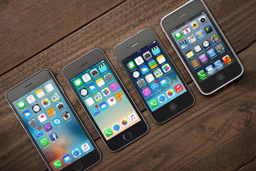 iPhone-Apple-smartphone