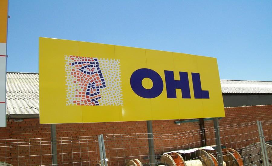 A la venta el 100% de las acciones de OHL México