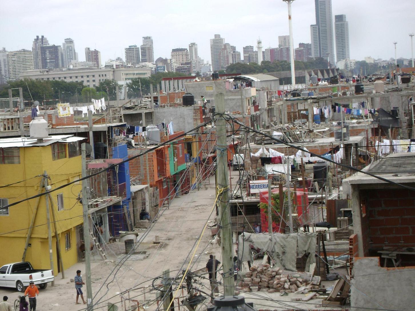 McDonald´s abrirá un local en la villa 31 — ARGENTINA