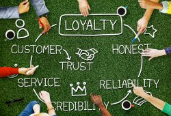 Loyalty-Customer Service-Trust - confianza