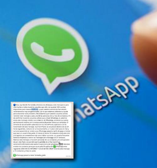 Aprovechan la caída de Whatsapp para inyectar virus en tu Smartphone