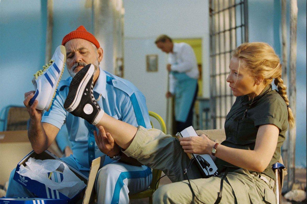 adidas comercializará las zapatillas de Steve Zissou en The Life is Aquatic