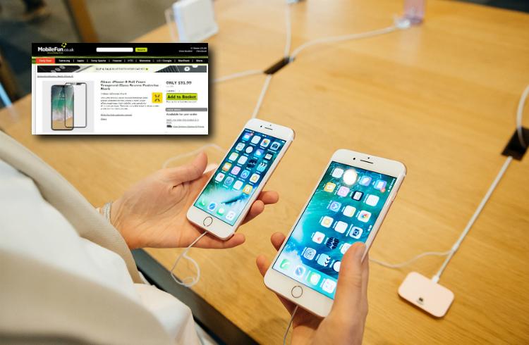 """Las características más sorprendentes del iPhone 8"""""""