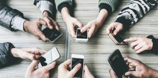 líneas móviles smartphones