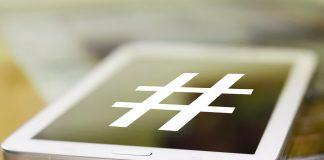 Top 10 de los hashtags más utilizados hasta el tercer trimestre de 2018
