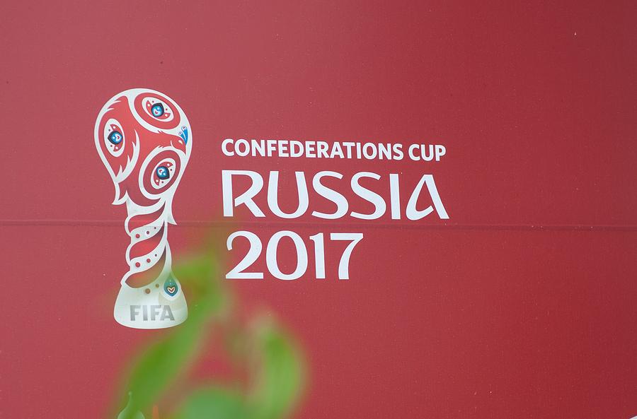 Rusia pisó fuerte durante el primer encuentro de la Copa Confederaciones